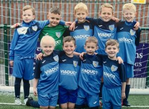 Stockport Cosmos Under 9s