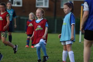 Comets Wildcats Training Session