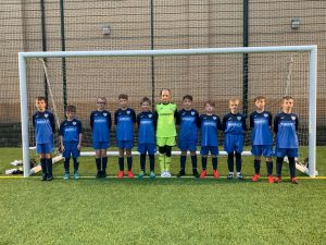 cosmos under 11 blues team