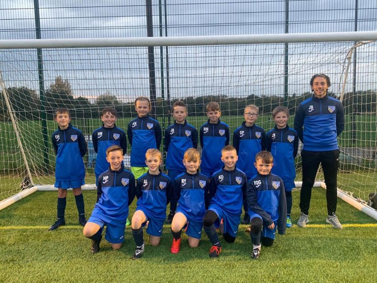 Cosmos U11 Blues