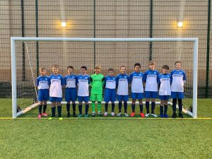 cosmos under 12 whites team