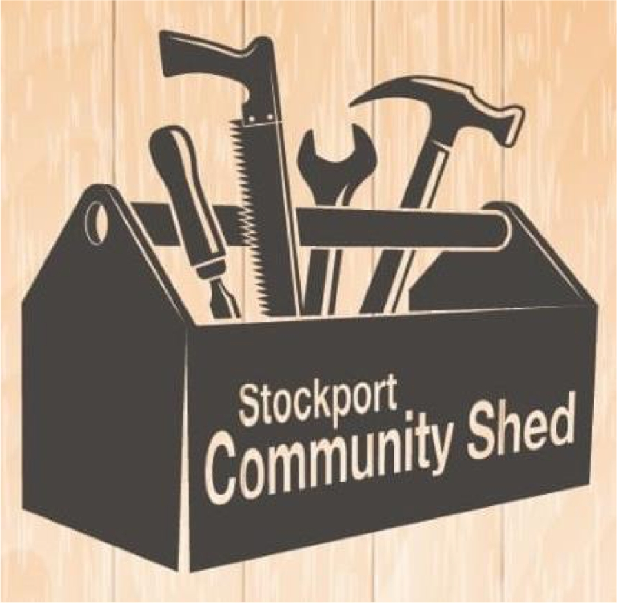 Stockport Community Shed Logo