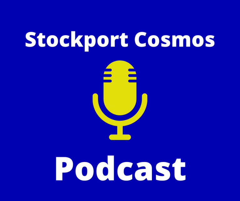 Stockport Cosmos Podcast
