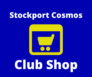 Stockport Cosmos Club Shop